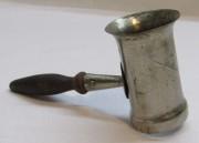 Труба старинная к самовару эгоист, диаметр 29 мм №4401