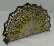 Салфетница старинная, серебрение, Европа 20 век №4406