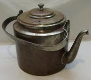 Чайник старинный на 6 литров «ТПЗ» Россия 1920-е годы №4433