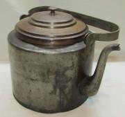 Чайник старинный большой, на 8 л, «Товарищество Кольчугина» 19 век №4539