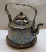 Чайник из меди на 1,5 литра Швеция 20 век №4548