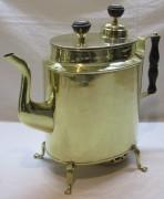 Чайник-самовар угольный старинный на 4 литра №4550