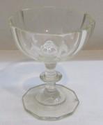 Креманка старинная, мороженица, «Мальцов» 19 век №4417