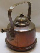 Чайник медный на 2 литра Швеция 20 век №4553