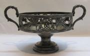 Конфетница, ваза «грифоны», «Fraget» Варшава 19 век №4449
