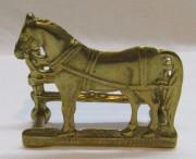 Салфетница «лошадь», подставка, 20 век №4638
