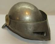 Шлем рыцарский старинный №4574
