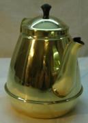 Чайник на 1,8 литра латунный «Красный Выборжец» 1954 года №901
