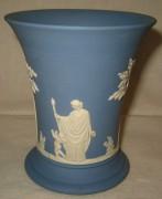 Ваза, вазочка из фарфора Wedgwood (Веджвуд) Англия №467