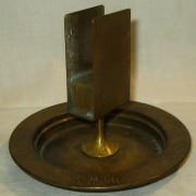 Спичечница старинная, WMF Германия 20 век №454