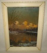 Картина «Природа» Головкин Ю.Н. 1988 год №331