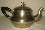 Чайник заварочный, в никеле, на 0,4 литра, WMF Германия начало 20 века №209