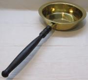 Таз с ручкой, тазик для варки варения «Кольчугино» №4731