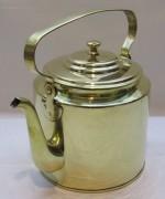 Чайник старинный латунный на 5 литров №4732