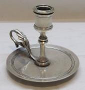 Подсвечник старинный, ночник, «Fraget» Варшава 19 век №4675