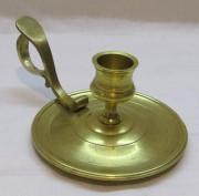 Подсвечник, ночник старинный, бронза, модерн №4815