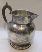 Кувшин старинный на 3 л, серебрение, Европа 20 век №4765