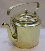 Чайник старинный из латуни, на 5 л, «Т.К.» 1920-е годы №4841