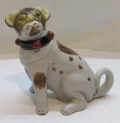 Фигурка «собака», фарфор, 20 век №4866