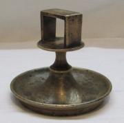 Спичечница старинная, томпак, «Юдин» 19 век №4882
