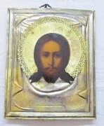 Икона старинная «Спас Нерукотворный» Россия 19 век №4884