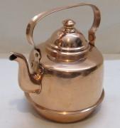 Чайник старинный медный на 1 литр 20 век №4902