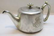 Кофейник, заварочный чайник, «А. Кач» 19 век №4907