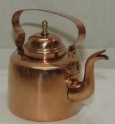Чайник маленький медный, на 0,2 л, Европа 20 век №4958