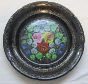 Тарелка, панно, жостово №4931