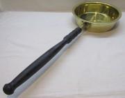 Таз с ручкой старинный «Товарищество Кольчугина» 19 век №4989