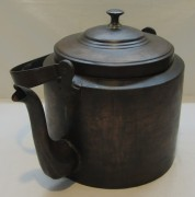 Чайник медный старинный большой, на 8 л, Россия 19 век №5020