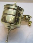 Умывальник старинный, рукомойник выполнен из латуни, объем 3,5 л, «Кольчугинский з-д» №5103