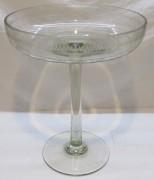 Старинная ваза, фруктовница, стекло, 19-20 век, Огромная №4991