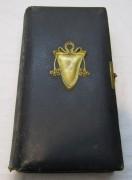 Фотоальбом старинный с накладкой, модерн, 19-20 век №5314