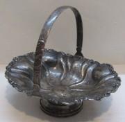 Конфетница, вазочка старинная, «Ксимантовский» Россия 19 век №5515