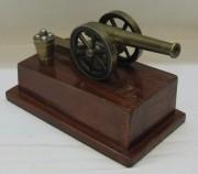 Пушка с ядрами, сувенир, СССР №5577