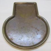 Поднос старинный «замочная скважина» под самовар №5644