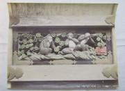 Фотография старинная, фото большая, Япония 19-20 век №5435