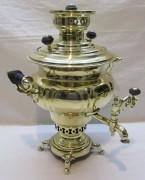 Самовар старинный «ваза», на 2 л, «Бр. Шемариных» 19-20 век №1165