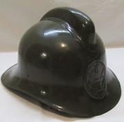 Каска, шлем пожарного с подшлемником №5694