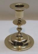 Подсвечник старинный томпаковый «Бр. Фроловы» 19 век №5720