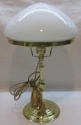 Светильник старинный, лампа настольная №5766