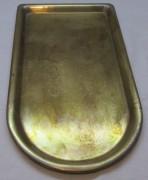 Поднос старинный под самовар «Т.К.» №5905
