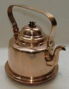 Чайник медный старинный на 1,5 л, Швеция 20 век №6002