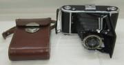 Фотоаппарат старинный в футляре ZEISS IKON №6162
