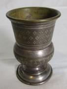 Стакан, бокал старинный, цезалировка, «WMF» №6353