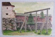 Картина «Колокол Благовещенск» СССР №6380