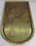 Поднос старинный под самовар «Товарищество Кольчугина» 19 век №6526