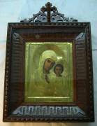 Икона в киоте «Казанская Преподобная Богородица» Россия 19 век №170