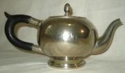 Чайник заварочный на 0,5 литра, в никеле, «БТЗ» 1920-е годы №102